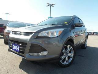 Used 2014 Ford Escape Titanium for sale in Midland, ON