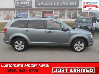 Used 2010 Dodge Journey SXT  7 PASSENGER, ALLOYS, POWER SEAT, DUAL AIR for sale in St Catharines, ON