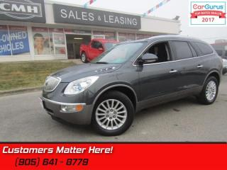 Used 2011 Buick Enclave CX  DUAL POWER SEATS,  7-PASSENGER, POWER TAILGATE for sale in St Catharines, ON
