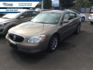 Used 2007 Buick Lucerne CXL  Leather, Sunroof for sale in Courtenay, BC
