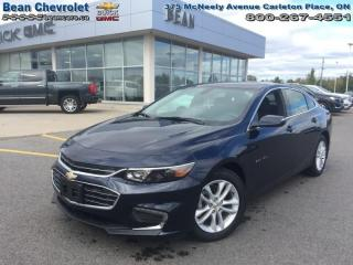 Used 2018 Chevrolet Malibu LT for sale in Carleton Place, ON