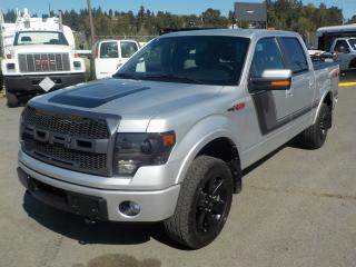 Used 2014 Ford F-150 FX4 EcoBoost SuperCrew 5.5-ft. Bed 4WD for sale in Burnaby, BC