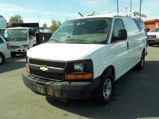 Used 2008 Chevrolet Express 2500 Cargo W/ Shelving for sale in Burnaby, BC