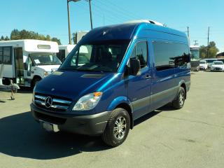 Used 2013 Mercedes-Benz Sprinter High Roof 2500 8 Passenger Van 144-in. WB Diesel for sale in Burnaby, BC