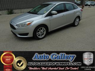 Used 2015 Ford Focus SE *Htd. Seats for sale in Winnipeg, MB