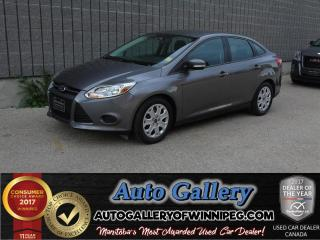 Used 2014 Ford Focus SE *Only 6,572 kms! for sale in Winnipeg, MB