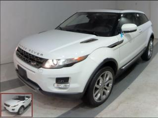 Used 2013 Land Rover Evoque Pure Plus 20 Rims*Navigation*P for sale in Winnipeg, MB
