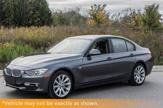 Used 2013 BMW 320i i AWD 1-Owner, Moonroof, Htd L for sale in Winnipeg, MB