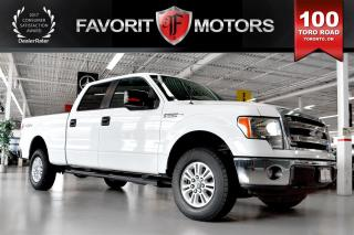 Used 2013 Ford F-150 XLT 4X4 SuperCrew Cab Heavy-Duty Payload Pkg for sale in North York, ON
