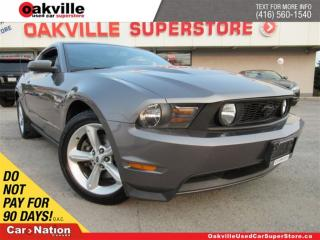 Used 2010 Ford Mustang GT | SHAKER SOUND | LEATHER | BLUETOOTH for sale in Oakville, ON