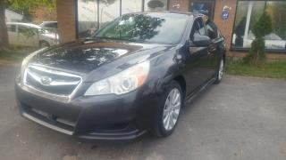 Used 2010 Subaru Legacy Limited Pwr Moon for sale in Barrie, ON