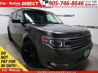 Used 2016 Ford Flex Limited| AWD| NAVI| LEATHER| DUAL SUNROOF| for sale in Burlington, ON