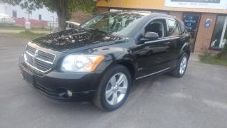 Used 2011 Dodge Caliber Uptown for sale in Barrie, ON