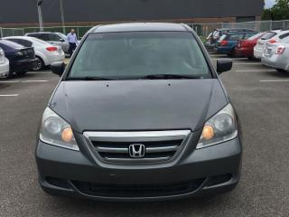Used 2007 Honda Odyssey JUST TRADED IN for sale in Brampton, ON