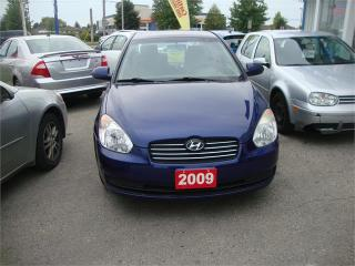 Used 2009 Hyundai Accent AUTO GLS for sale in London, ON