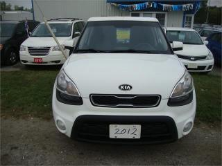 Used 2012 Kia Soul for sale in London, ON
