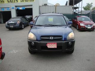 Used 2006 Hyundai Tucson GL for sale in London, ON
