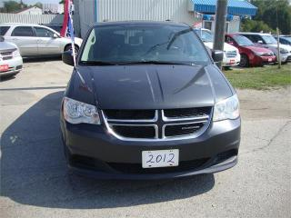Used 2012 Dodge Grand Caravan SXT for sale in London, ON