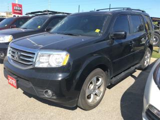 Used 2015 Honda Pilot EX-L w/RES for sale in Whitby, ON