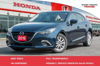 Used 2015 Mazda MAZDA3 GS (AT) for sale in Whitby, ON