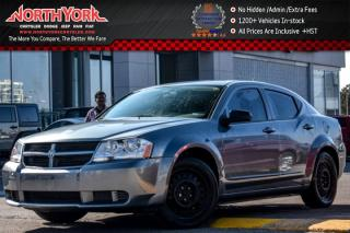 Used 2008 Dodge Avenger SE|AccidentFree|KeylessEntry|AC|PwrWindows&Locks|GreatDeal! for sale in Thornhill, ON