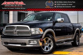 Used 2011 Dodge Ram 1500 Laramie|4x4|Crew|Protect.Pkg|RearDvD|Alpine Audio|Bed Liner|Tonneau for sale in Thornhill, ON