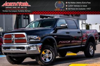 Used 2016 Dodge Ram 2500 Power Wagon|4x4|Crew|6.4L HEMI|Heat & Wheel, Luxury Pkgs|Sunroof for sale in Thornhill, ON