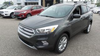 New 2018 Ford Escape SE, 4WD, Nav, Sync for sale in Stratford, ON