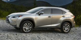 Used 2016 Lexus NX 200t for sale in Stratford, ON