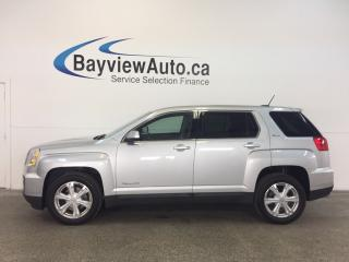 Used 2017 GMC Terrain - AWD! ALLOYS! A/C! REV CAM! ON STAR! CRUISE! for sale in Belleville, ON