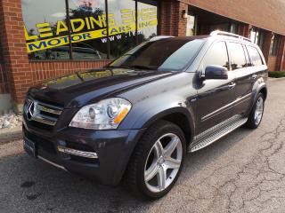 Used 2012 Mercedes-Benz GL-Class GL 350 Avantgarde Edition for sale in Woodbridge, ON