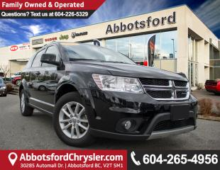 Used 2015 Dodge Journey SXT ACCIDENT FREE! for sale in Abbotsford, BC