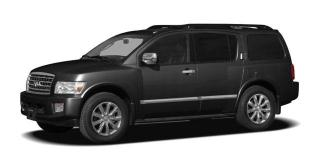 Used 2008 Infiniti QX56 Base for sale in Port Coquitlam, BC