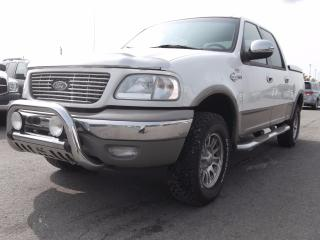 Used 2003 Ford F-150 XLT for sale in Bolton, ON