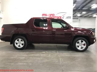 Used 2010 Honda Ridgeline SOLD SOLD SOLD EX-L One Owner Low kMS for sale in St George Brant, ON