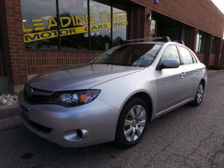 Used 2010 Subaru Impreza 2.5 i Manual, 1 owner, Full Service for sale in Woodbridge, ON