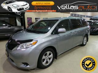 Used 2011 Toyota Sienna LE 8 Passenger LE| 8 PASSENGER| P/DOORS| ALLOYS for sale in Woodbridge, ON