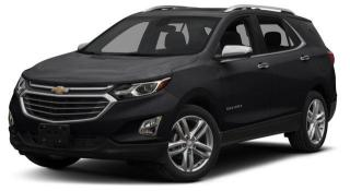 New 2018 Chevrolet Equinox Premier for sale in Port Coquitlam, BC