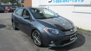 Used 2016 Toyota Corolla CE for sale in Kingston, ON