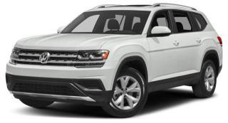 New 2018 Volkswagen ATLAS 3.6 FSI Comfortline for sale in Surrey, BC