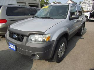 Used 2005 Ford Escape XLT for sale in St Catharines, ON