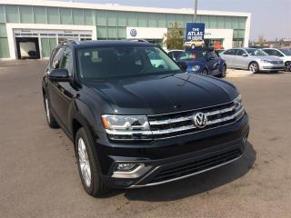 Used 2018 Volkswagen ATLAS 3.6 FSI Execline for sale in Calgary, AB