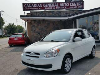 Used 2010 Hyundai Accent for sale in Scarborough, ON
