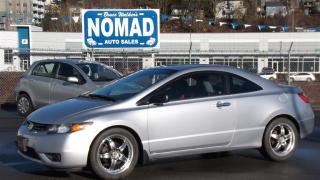 Used 2008 Honda Civic DX-G Coupe for sale in Abbotsford, BC