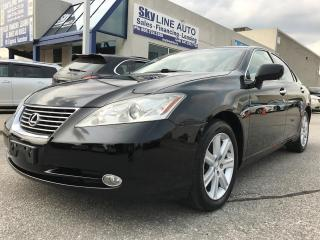 Used 2007 Lexus ES 350 HEATED SEATS|ALLOYS WHEELS|MP3 PLAYER|CERTIFIED for sale in Concord, ON