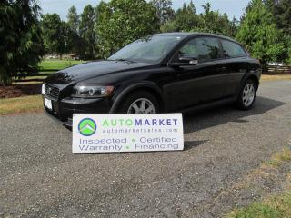 Used 2010 Volvo C30 Mint, Auto, Insp, Warr for sale in Surrey, BC