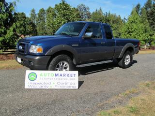 Used 2007 Ford Ranger FX4, 4x4, Auto, Insp, Warr for sale in Surrey, BC