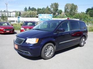 Used 2016 Chrysler Town & Country TOURING LUXURY BACK-UP CAMERA BLUETOOTH for sale in Abbotsford, BC
