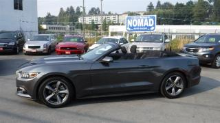 Used 2017 Ford Mustang V6 6 SPEED CONVERTIBLE for sale in Abbotsford, BC