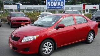 Used 2009 Toyota Corolla CE AUTO-AIR-POWER OPTIONS for sale in Abbotsford, BC